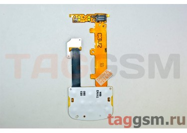 Шлейф для Nokia 2680 + мембрана, ориг
