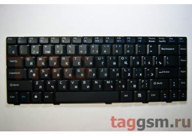 Клавиатура для ноутбука Asus F80 / F80CR / F80L / F80Q / F80S / X80L / X80LE (черный)