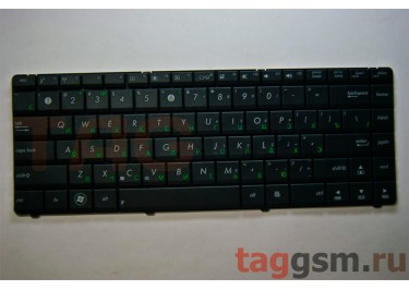 Клавиатура для ноутбука Asus UL30 / K42 / N82JV-X8EJ / U31 / U31J / U31Jg / U35 / U41 (черный)