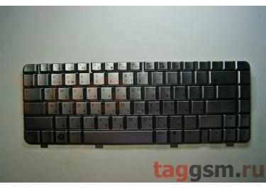 Клавиатура для ноутбука HP Pavilion DV4-1000 (серебро)