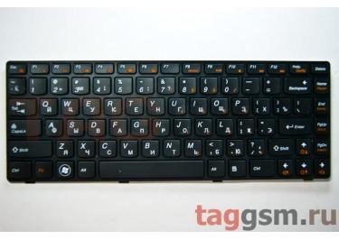 Клавиатура для ноутбука Lenovo B470 / G470 / V470 / Z470 (черный)