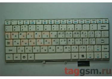 Клавиатура для ноутбука Lenovo IdeaPad S9 / S10 (белый)