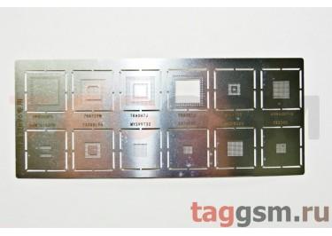 Трафарет BGA для Nokia N95