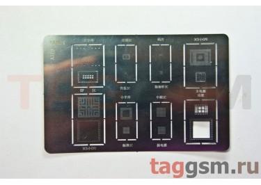 Трафарет BGA для iPhone тип 1