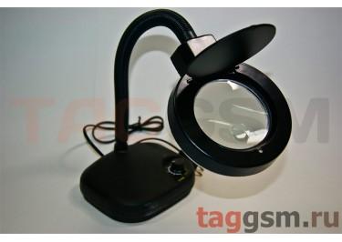 Лампа с лупой и подсветкой YAXUN 929 LED