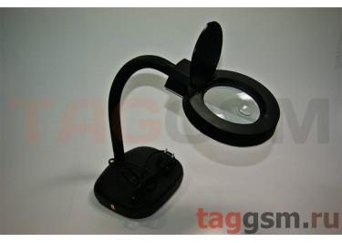 Лампа с лупой и подсветкой YAXUN 139