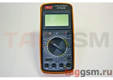Мультиметр FUKE DT9208