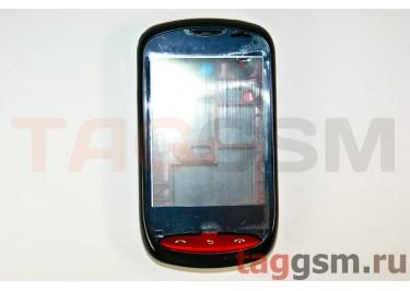 Корпус LG T310 (черный)