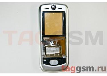 корпус Motorola L6 (серебро)