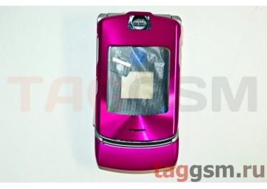 корпус Motorola V3i (розовый)