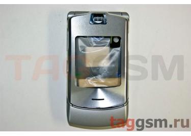 корпус Motorola V3i (серебро)