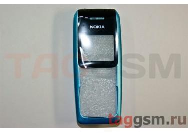 корпус Nokia 2310 (панельки) (синий)