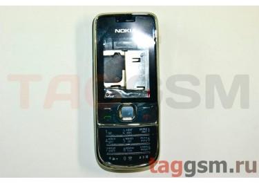 Корпус Nokia 2700C со средней частью + клавиатура(серый)