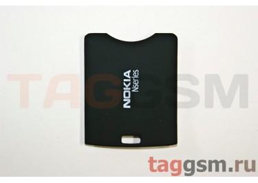 Задняя крышка для Nokia N95 (черный)
