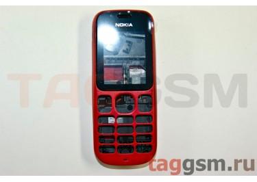 Корпус Nokia 100 красный AAA