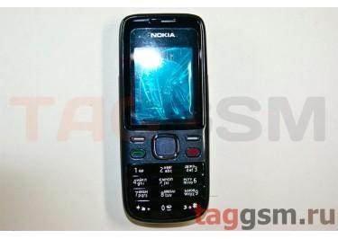 Корпус Nokia 2690 со средней частью + клавиатура (черный)