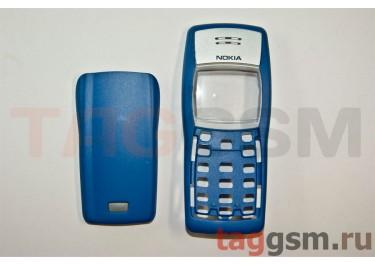 Корпус Nokia 1100 синий AAA