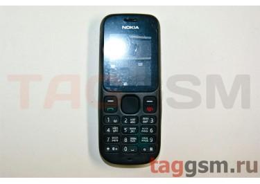 Корпус Nokia 100 со средней частью + клавиатура (черный)