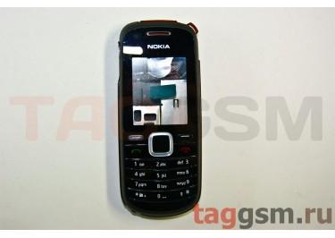 Корпус Nokia 1661 комплект черный