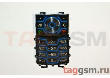 клавиатура Motorola Z6 черная
