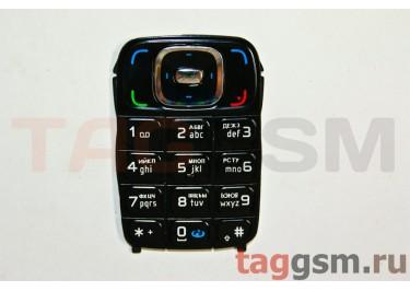 клавиатура Nokia 6131 черная