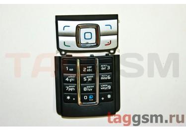 клавиатура Nokia 6280 черная