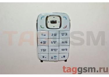 клавиатура Nokia 6131 white