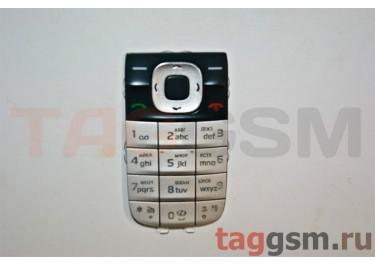 клавиатура Nokia 2760 серебро