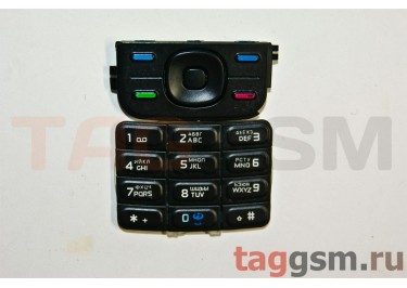 клавиатура Nokia 5300 black