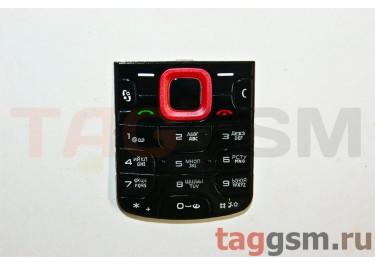 клавиатура Nokia 5320 красный AAA