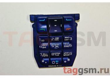 клавиатура Nokia 3220 синяя