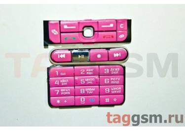 клавиатура Nokia 3250 розовая