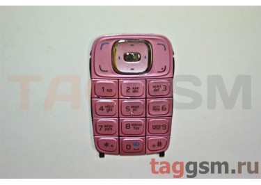 клавиатура Nokia 6131 pink