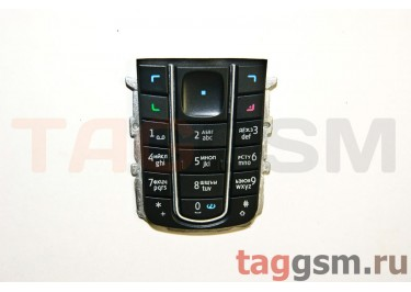 клавиатура Nokia 6230 черные AAA