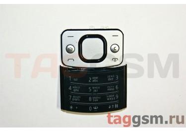 клавиатура Nokia 6700 S(серебро)