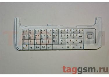 клавиатура Nokia C6 белые