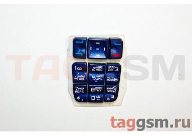 клавиатура Nokia 3220 синие AAA