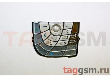 клавиатура Nokia 7610 желто-белый AAA