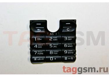 клавиатура Sony-Ericsson W200 / W220 черная