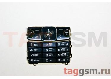 клавиатура Sony-Ericsson C510 черные