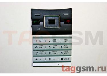 клавиатура Sony-Ericsson J20 i серебро