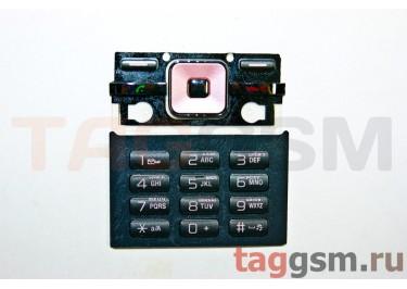 клавиатура Sony-Ericsson T715 (розовый)