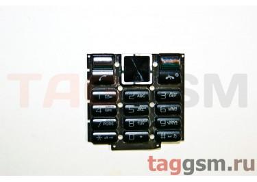 клавиатура Sony-Ericsson T250 черная