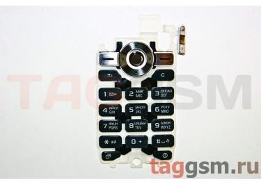 клавиатура Sony-Ericsson Z550 черная