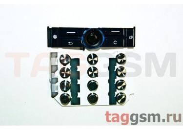 клавиатура Sony-Ericsson K810 черно-серебристая