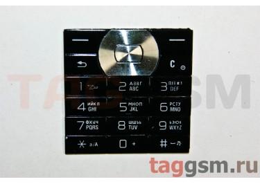 клавиатура Sony-Ericsson W350 черная