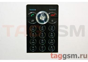 клавиатура Sony-Ericsson W508 черная