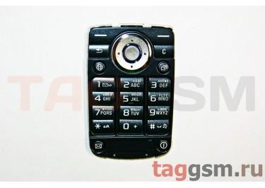 клавиатура Sony-Ericsson W710 черная