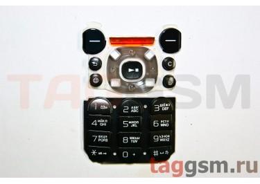 клавиатура Sony-Ericsson W850 черная