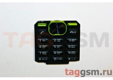клавиатура Sony-Ericsson K330 черный AAA